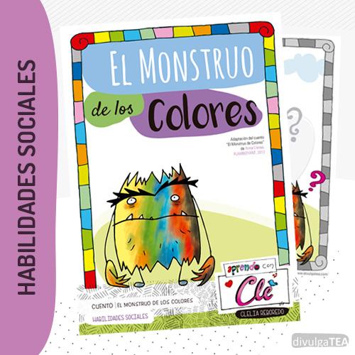 Cuento: Monstruo de Los Colores