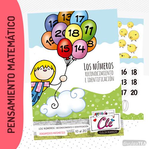 Los Números Reconocimiento e Identificación: 10 al 20