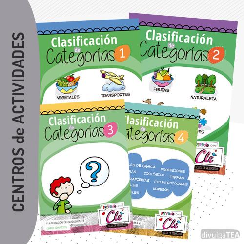 Actividades para Aprender a Clasificar