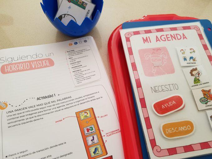 guia educativa para niños con tea en preescolar