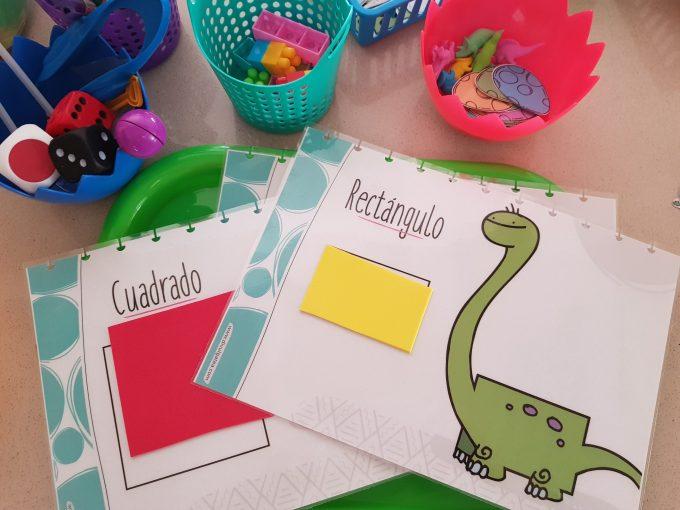 Dinosaurios Centro de Actividades